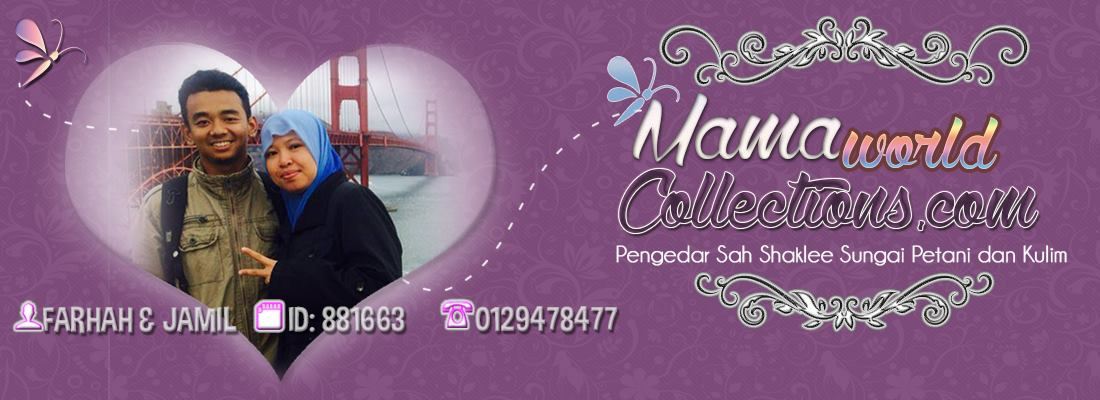 Selamat Datang ke Mama World Collections